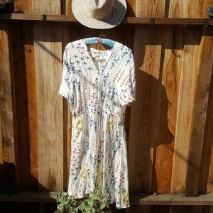 Tucker Market Dress